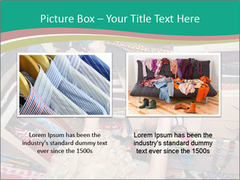 Getting dressed concept PowerPoint Template - Slide 18