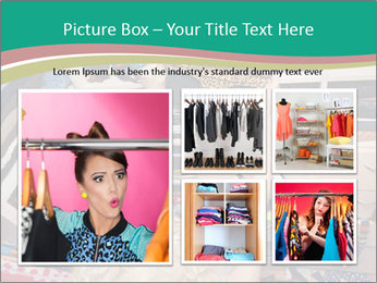 Getting dressed concept PowerPoint Template - Slide 19