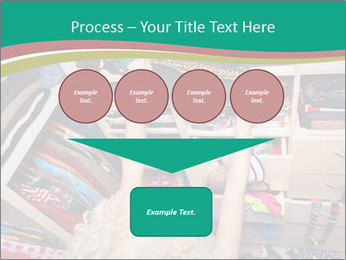 Getting dressed concept PowerPoint Template - Slide 93