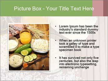 Homemade facial mask PowerPoint Template - Slide 13