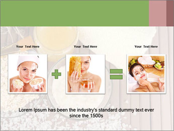 Homemade facial mask PowerPoint Template - Slide 22