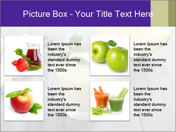 Melon smoothie PowerPoint Templates - Slide 14