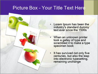Melon smoothie PowerPoint Templates - Slide 17