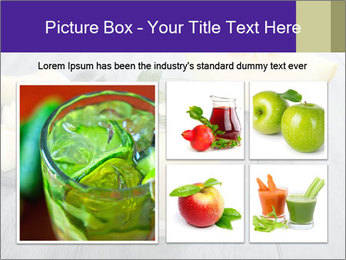 Melon smoothie PowerPoint Templates - Slide 19
