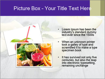 Melon smoothie PowerPoint Templates - Slide 20