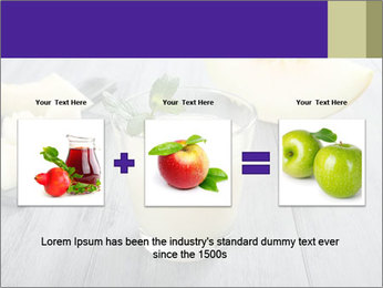 Melon smoothie PowerPoint Templates - Slide 22