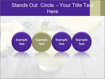 Melon smoothie PowerPoint Templates - Slide 76