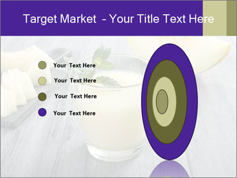 Melon smoothie PowerPoint Templates - Slide 84