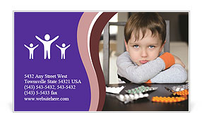 0000091216 Business Card Template