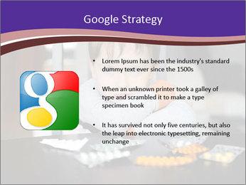 Sad preschooler PowerPoint Template - Slide 10