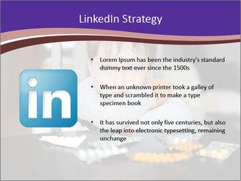 Sad preschooler PowerPoint Template - Slide 12