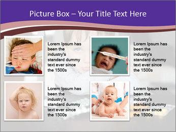Sad preschooler PowerPoint Templates - Slide 14