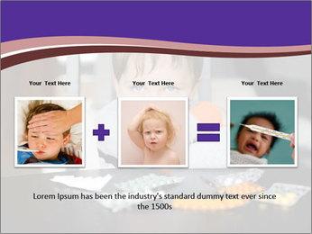 Sad preschooler PowerPoint Templates - Slide 22