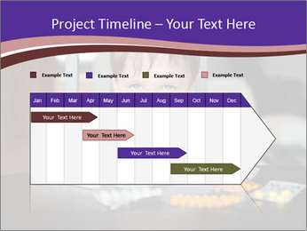 Sad preschooler PowerPoint Template - Slide 25