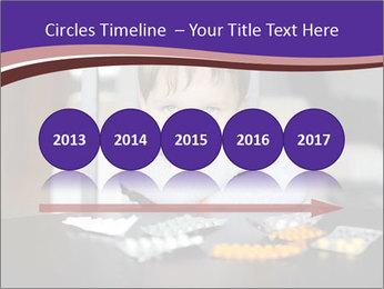 Sad preschooler PowerPoint Templates - Slide 29