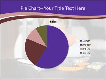 Sad preschooler PowerPoint Templates - Slide 36