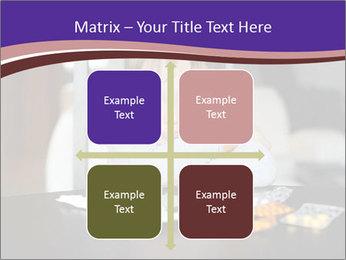 Sad preschooler PowerPoint Template - Slide 37