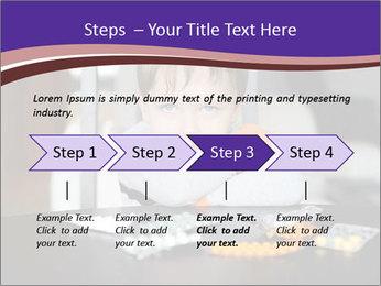 Sad preschooler PowerPoint Template - Slide 4