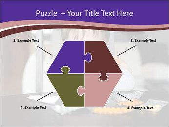 Sad preschooler PowerPoint Template - Slide 40
