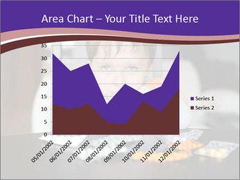 Sad preschooler PowerPoint Template - Slide 53