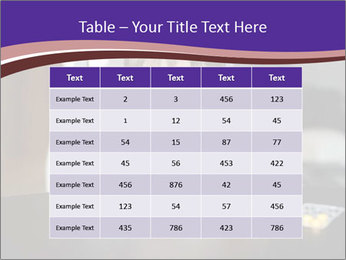 Sad preschooler PowerPoint Template - Slide 55
