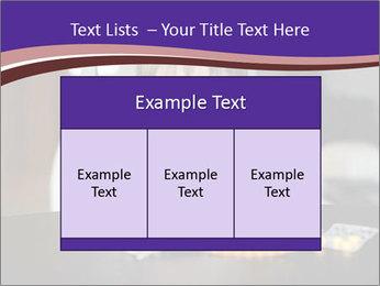 Sad preschooler PowerPoint Template - Slide 59