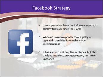 Sad preschooler PowerPoint Template - Slide 6