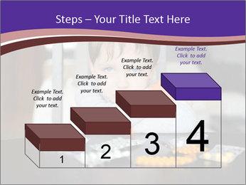 Sad preschooler PowerPoint Template - Slide 64