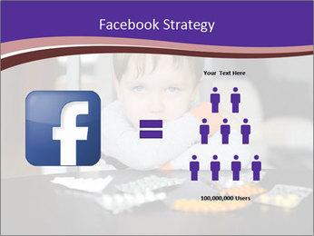Sad preschooler PowerPoint Templates - Slide 7