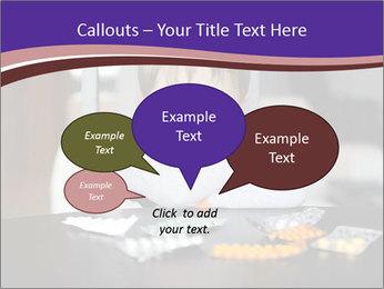Sad preschooler PowerPoint Template - Slide 73