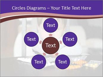 Sad preschooler PowerPoint Template - Slide 78