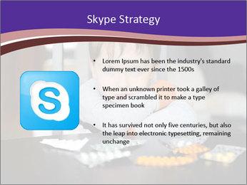 Sad preschooler PowerPoint Template - Slide 8