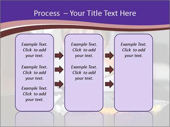 Sad preschooler PowerPoint Template - Slide 86