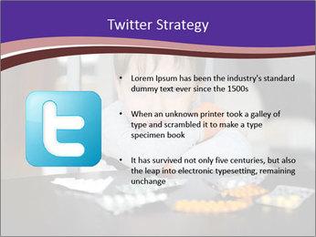 Sad preschooler PowerPoint Template - Slide 9