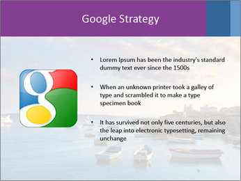 Tabarca island boats PowerPoint Template - Slide 10