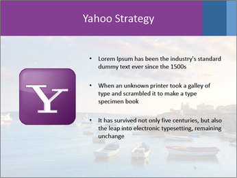 Tabarca island boats PowerPoint Template - Slide 11