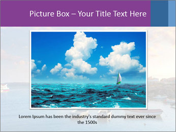 Tabarca island boats PowerPoint Template - Slide 16