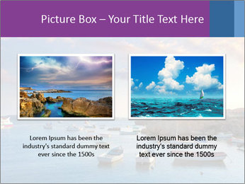 Tabarca island boats PowerPoint Template - Slide 18