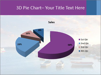Tabarca island boats PowerPoint Template - Slide 35