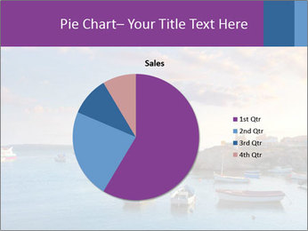 Tabarca island boats PowerPoint Template - Slide 36