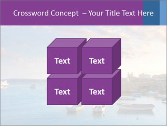 Tabarca island boats PowerPoint Template - Slide 39