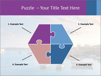 Tabarca island boats PowerPoint Template - Slide 40