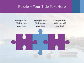 Tabarca island boats PowerPoint Template - Slide 42