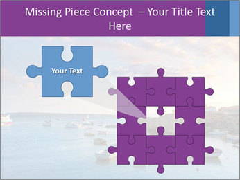 Tabarca island boats PowerPoint Template - Slide 45