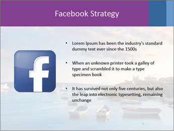 Tabarca island boats PowerPoint Template - Slide 6