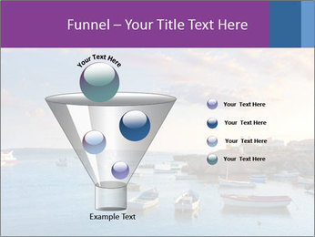 Tabarca island boats PowerPoint Template - Slide 63