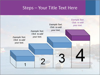 Tabarca island boats PowerPoint Template - Slide 64