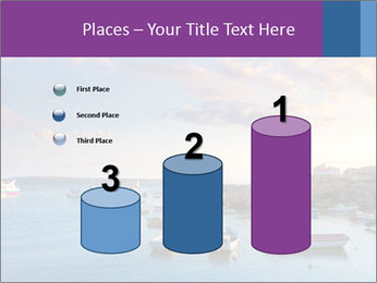 Tabarca island boats PowerPoint Template - Slide 65