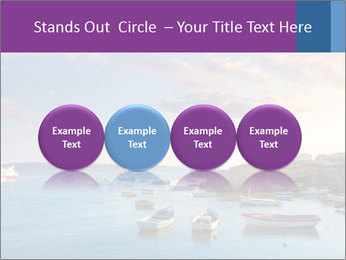 Tabarca island boats PowerPoint Template - Slide 76