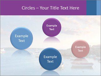Tabarca island boats PowerPoint Template - Slide 77